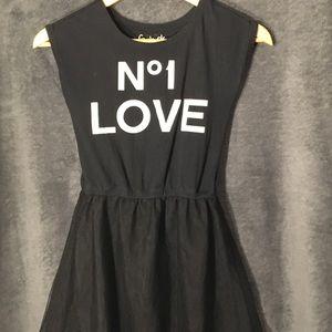 FabKids No. 1 Love Dress